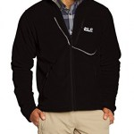 Jack Wolfskin Herren Fleecejacke Vertigo Jacket Men, black 2013, S, 1702561-6000002